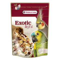 VERSELE-LAGA Exotic Light - mix prażonych ziaren dla dużych i średnich papug