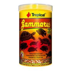TROPICAL Gammarus - pokarm dla żółwi wodnych, lądowych i dużych gatunków ryb