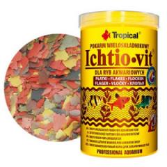 TROPICAL Ichtio-Vit - pokarm dla ryb akwariowych