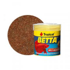 TROPICAL Betta - pokarm dla bojowników - puszka