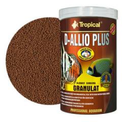 TROPICAL D-Allio Plus Granulat - pokarm dla ryb granulowany z czosnkiem