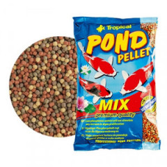 TROPICAL Pond Pellet Mix - pokarm dla ryb karpiowatych