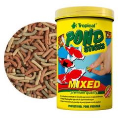 TROPICAL Pond Sticks Mixed - pokarm dla karpi koi