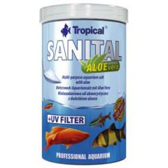 TROPICAL Sanital z Aloesem - sól akwarystyczna