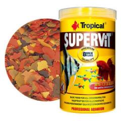 TROPICAL Supervit - pokarm w formie płatków z beta-glukanem