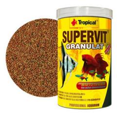 TROPICAL Supervit Granulat -  pokarm w formie granulatu z beta-glukanem