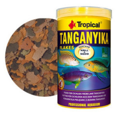 TROPICAL Tanganyika - pokarm dla pielęgnic z jeziora Tanganika