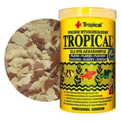 TROPICAL Tropical - pokarm dla ryb w formie płatków