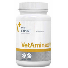 VETEXPERT VetAminex - Twist off 60 kaps.