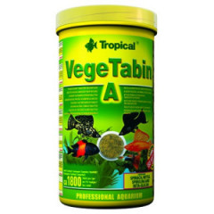 TROPICAL VegeTabin A - samoprzylepne tabletki