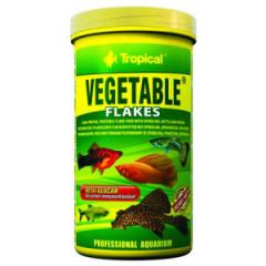 TROPICAL Vegetable - roślinny pokarm w formie płatków