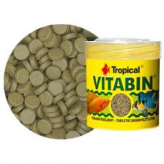 TROPICAL Vitabin roślinny - tabletki samoprzylepne 50ml/36g