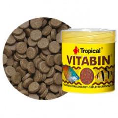 TROPICAL Vitabin wieloskładnikowy - tabletki samoprzylepne 50ml/36g