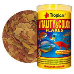 TROPICAL Vitality & Color - Wybarwiający pokarm dla ryb ozdobnych