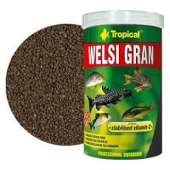 TROPICAL Welsi Gran - pokram dla ryb strefy dennej