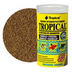 TROPICAL Tropical Granulat - Pokarm dla wszystkożernych ryb akwariowych