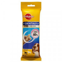 PEDIGREE DentaStix Medium - średnie psy