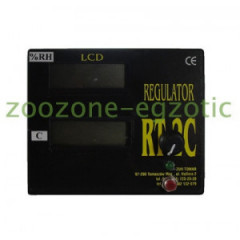 RT-2CIW Regulator temperatury cyfrowy - termostat + miernik wilgotności