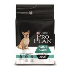 PURINA PRO PLAN Small & Mini Adult Sensitive Digestion OptiDigest - Kurczak