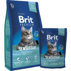 BRIT Premium Cat Sensitive Jagnięcina