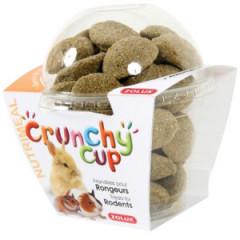 ZOLUX Crunchy Cup Candy - przysmaki dla gryzonia lucerna/pietruszka 200g