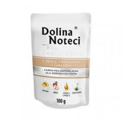 DOLINA NOTECI Premium Małe Rasy - Gęś z ziemniakami i jabłkiem (saszetka)