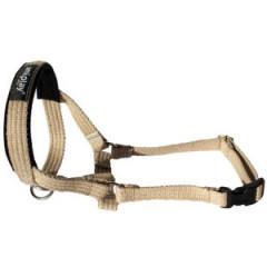 AMIPLAY Halter Cotton - Beżowy