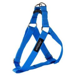 AMIPLAY Szelki regulowane Light Basic - Niebieskie