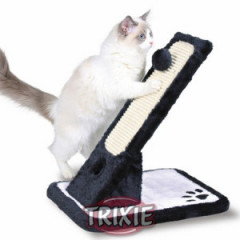 TRIXIE Drapak dla kota Scratching Board - czarno biały