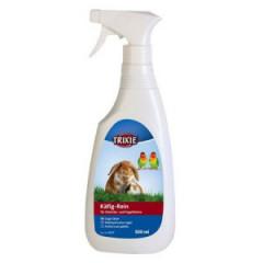 TRIXIE Spray do czyszczenia klatek - cytrynowy 500ml