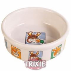 TRIXIE Miska ceramiczna z motywem dla królika 300ml