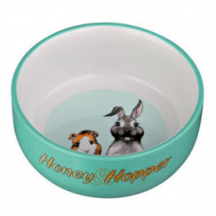 TRIXIE Miska ceramiczna Honey & Hopper 250ml