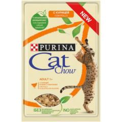 PURINA Cat Chow Adult Kurczak i cukinia
