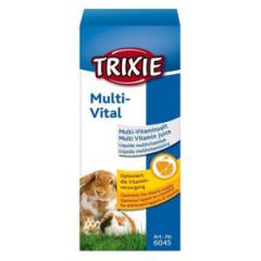 TRIXIE Krople Multi-Vital dla gryzoni 50ml