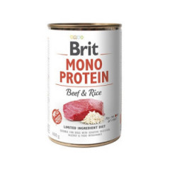 BRIT Mono Protein Beef and Rice