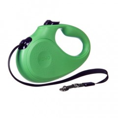 BARRY KING Smycz automatyczna dla psa - zielona