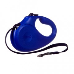 BARRY KING Smycz automatyczna dla psa - niebieska