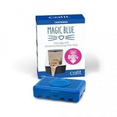 CATIT Pojemnik filtracyjny z wkładem Catit Magic Blue