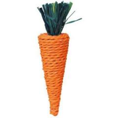 TRIXIE Zabawka marchewka dla gryzoni 20cm