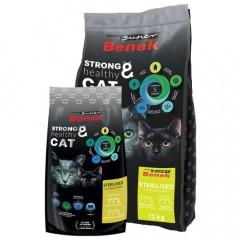 SUPER BENEK Premium Cat Sterilized