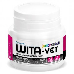 EUROWET Wita-Vet 2g / Junior + Adult 50tabl.