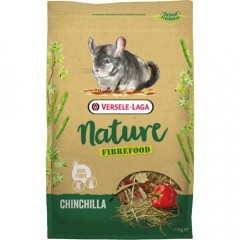 VERSELE-LAGA Chinchilla Nature Fibrefood - dla szynszyli