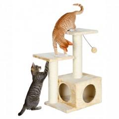 TRIXIE Drapak dla kota Valencia 71cm - Beżowy