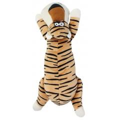AQUA NOVA Tygrys - pluszowy, piszczący 36cm