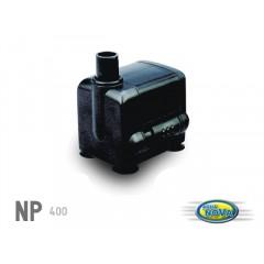 AQUA NOVA Pompa do oczka wodnego 400l/h, 6.,5W, 0,65 h max, bez złączek fontannowych