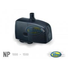 AQUA NOVA 1500l/h, 25W, 2,5 h max, 5m kabel, złącza