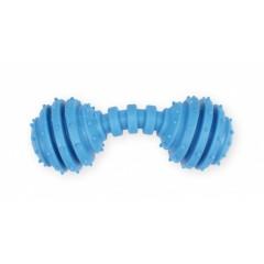 PET NOVA Hantel dental o aromacie mięty 12cm - niebieski