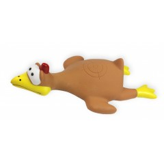 AQUA NOVA Kurczak w locie 26cm - brązowy