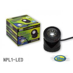 AQUA NOVA Wodoodporna lampa LED 1x 1,6W, 12V szkiełka kolorowe