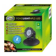 AQUA NOVA Wodoodporna lampa LED 1x 2,2W, 12V